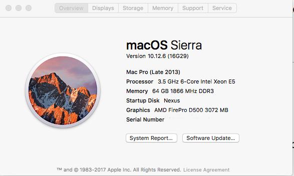 Mac Pro 2013 - Has Apple separated the Dual GPU card