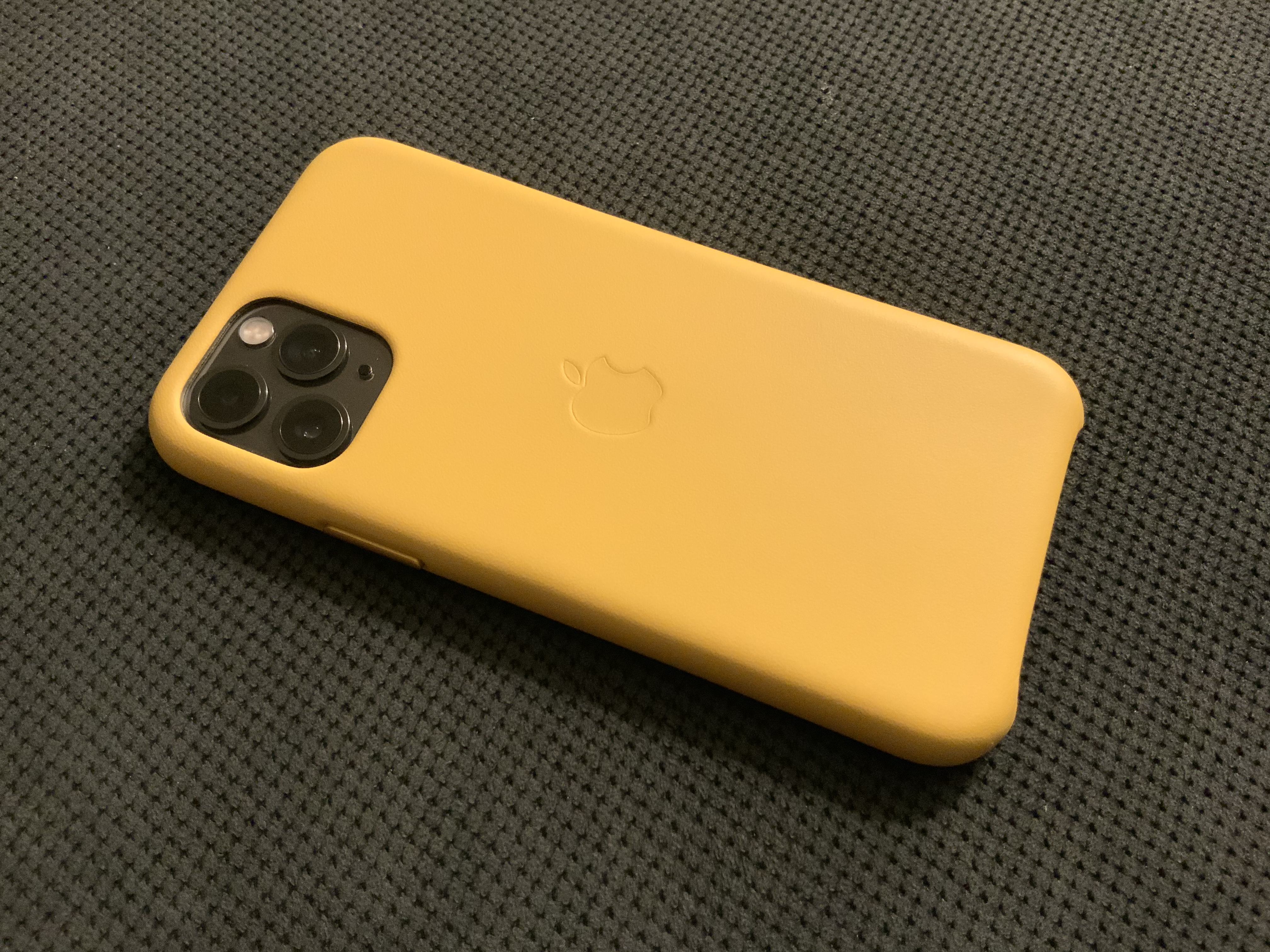Command Yellow iPhone 11 case