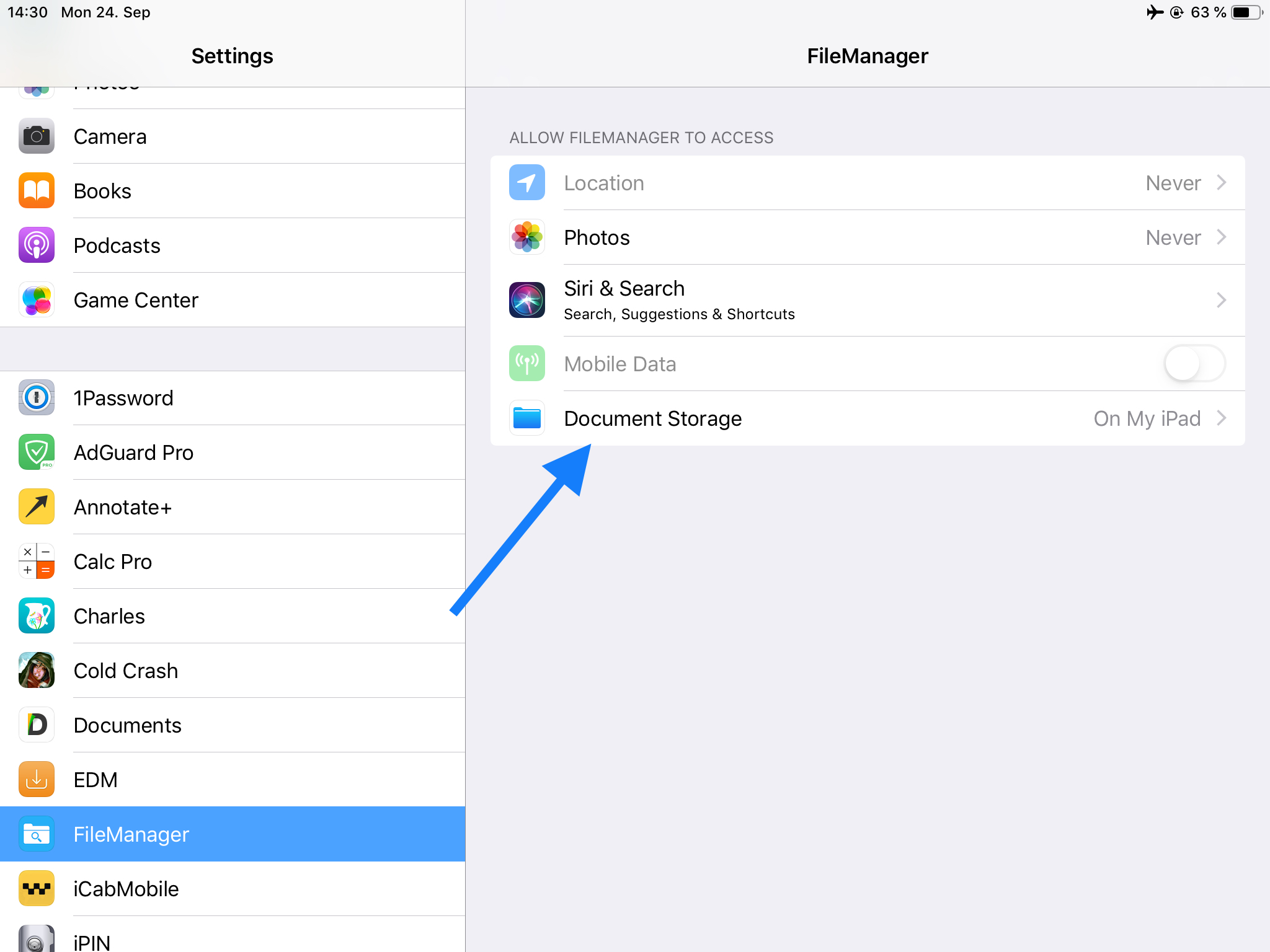 iOS file manager apps and other apps - Megathread