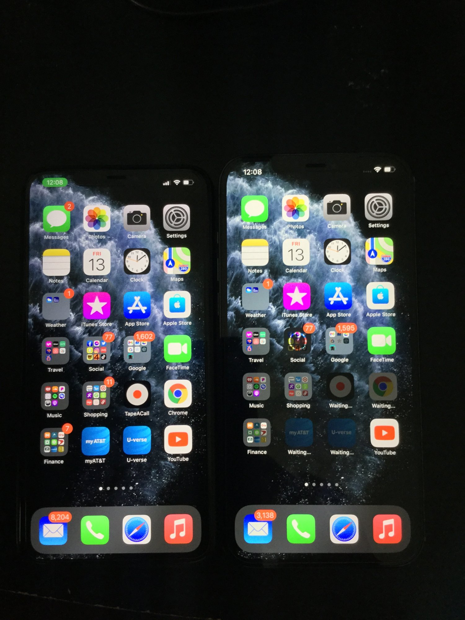 AT&T iPhone 12/12 Pro/Max Pre-Order/Order Status/Delivery ...