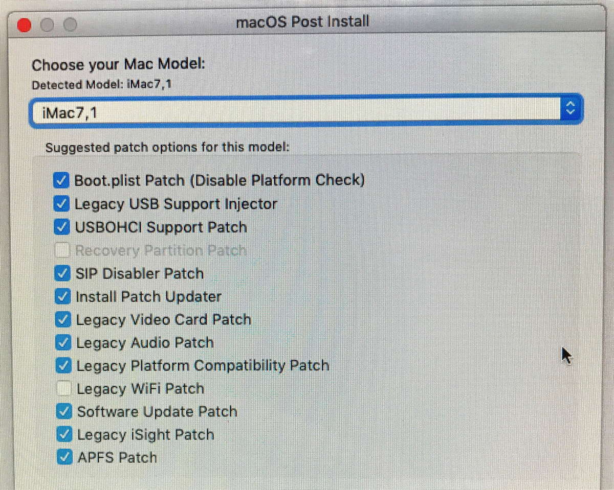 macOS 10 14 Mojave on Unsupported Macs Thread | Page 406 | MacRumors