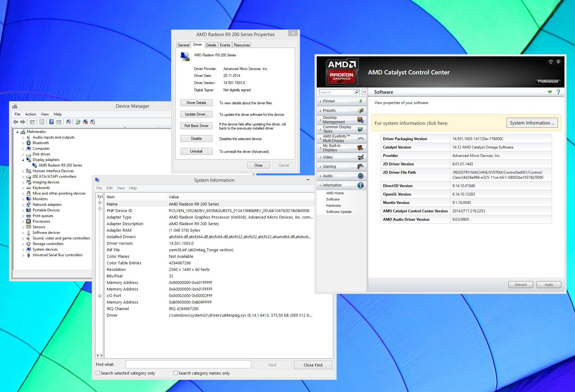 New AMD GPU Driver OMEGA - Working@Bootcamp | MacRumors Forums