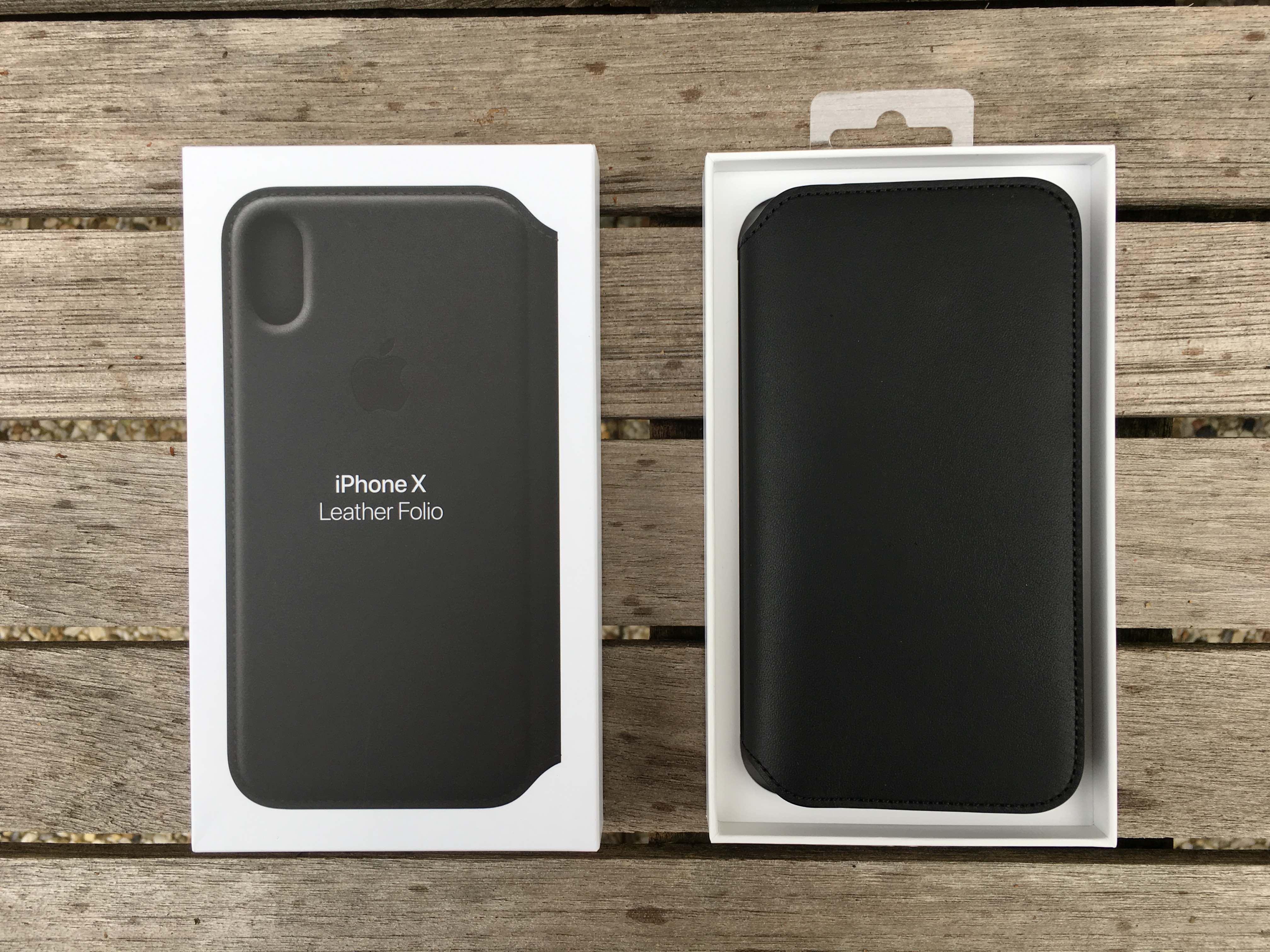 los angeles 226be 98e93 Apple iPhone X Leather Folio Black | MacRumors Forums