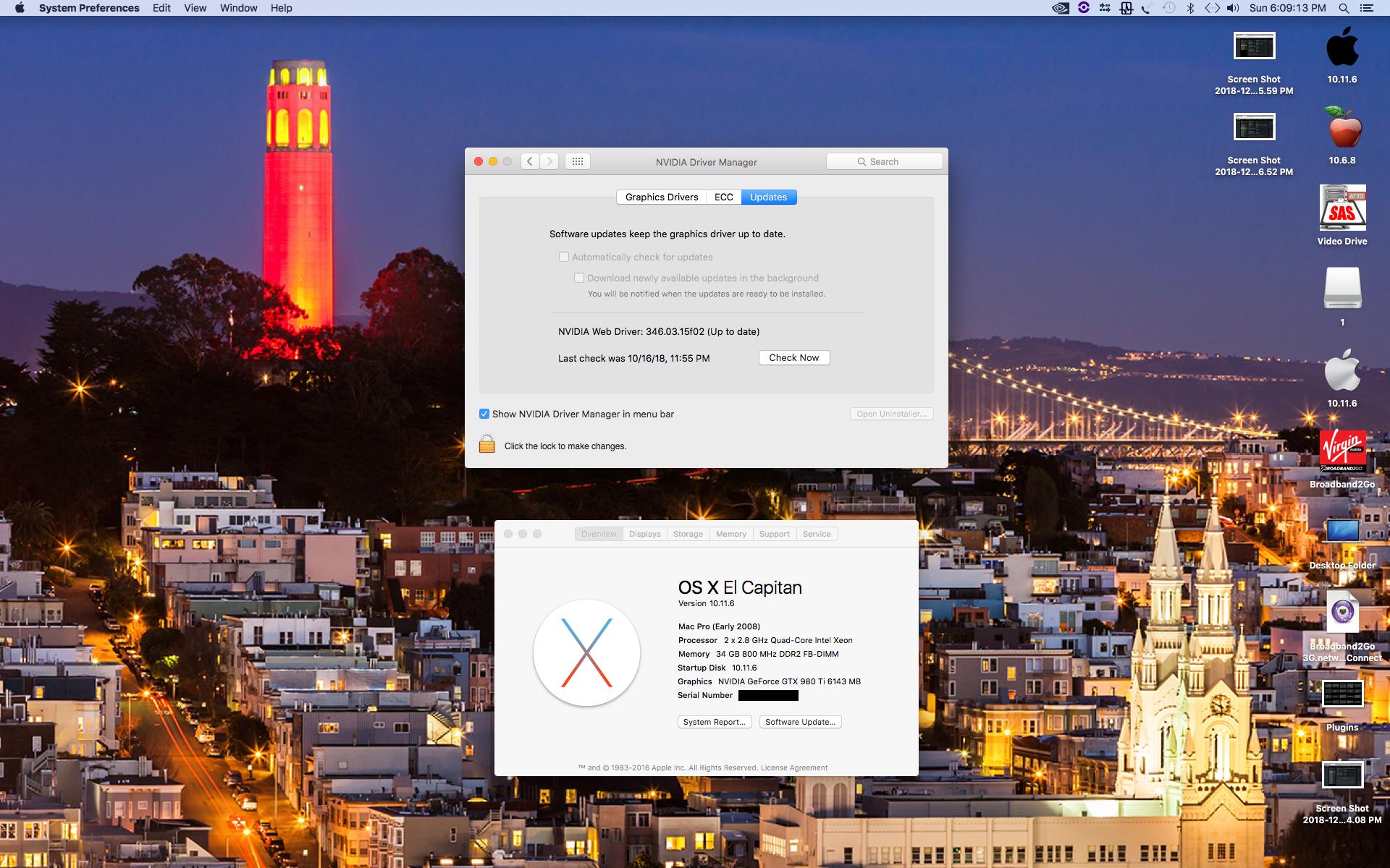 Which is the bleeding edge GPU w/wo EFI for a Mac Pro 3,1