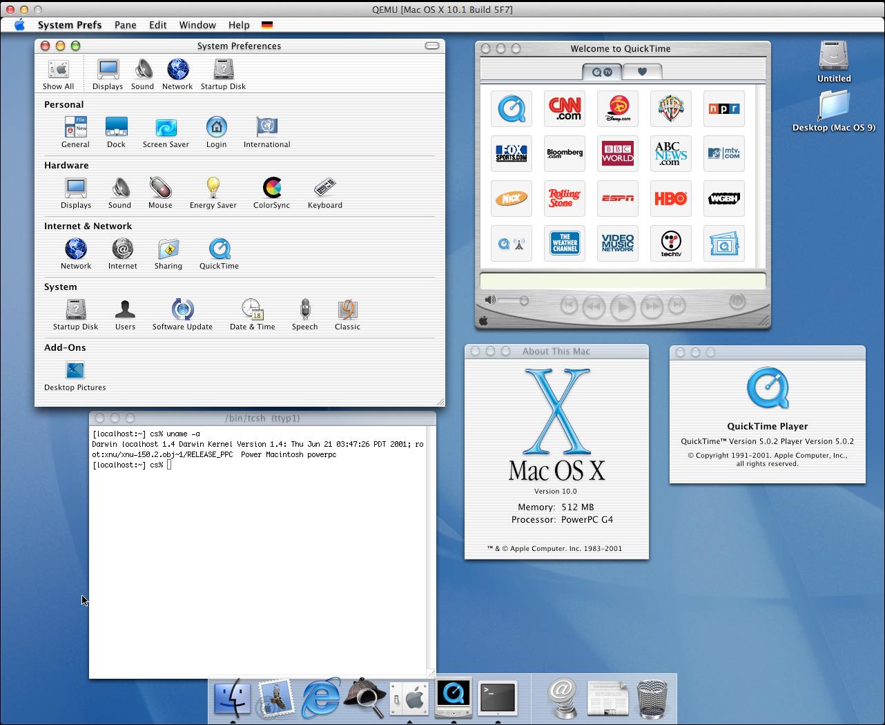 The Puma Thread (Mac OS X 10 1) | MacRumors Forums