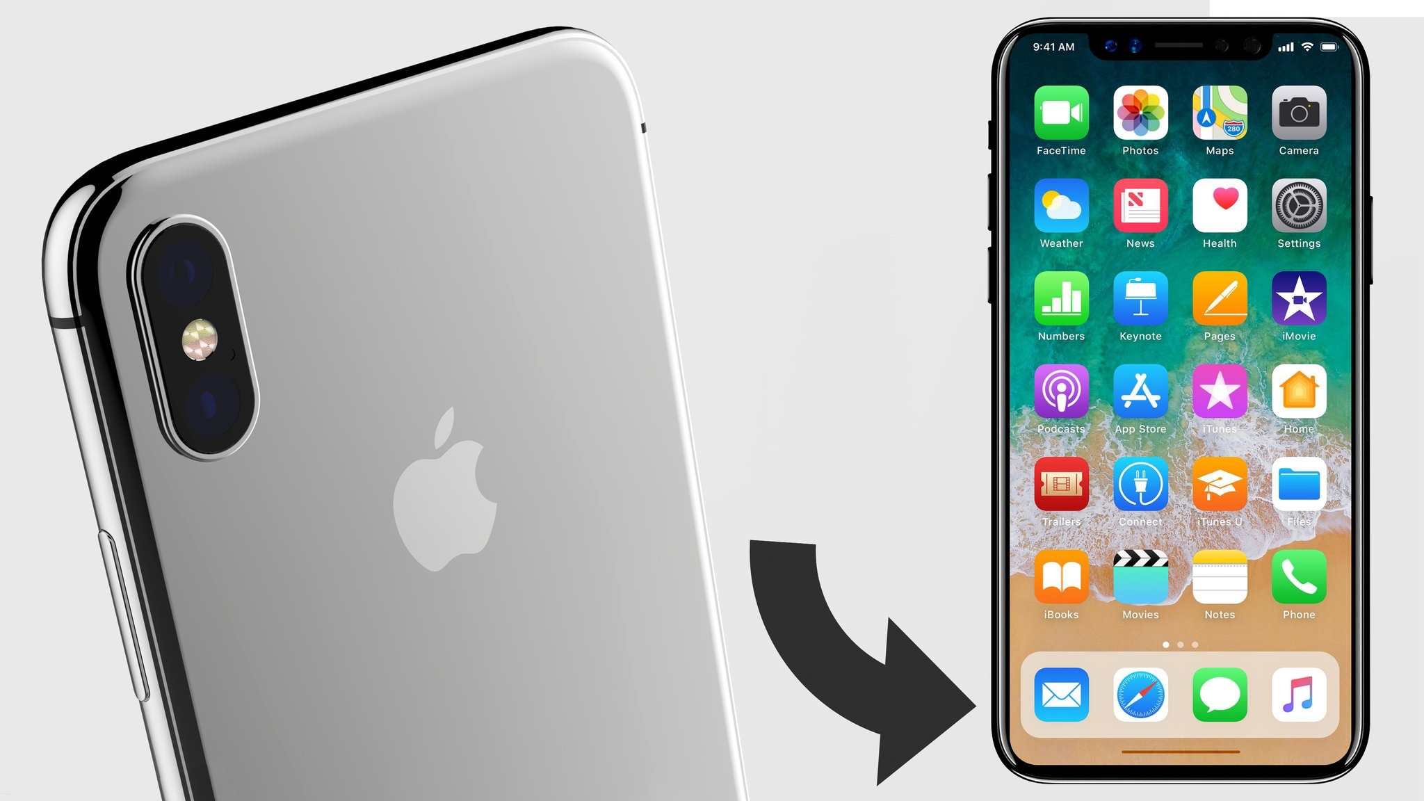 iphone x 128