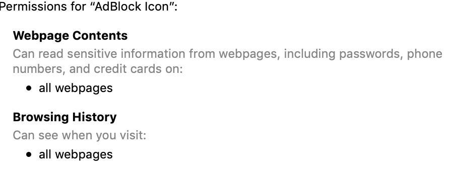 Ublock Origin Alternatives In Safari 13 Macrumors Forums