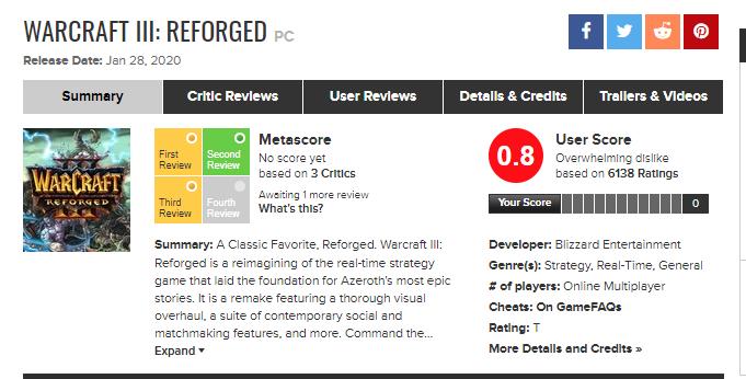 Warcraft Iii Reforged Macrumors Forums