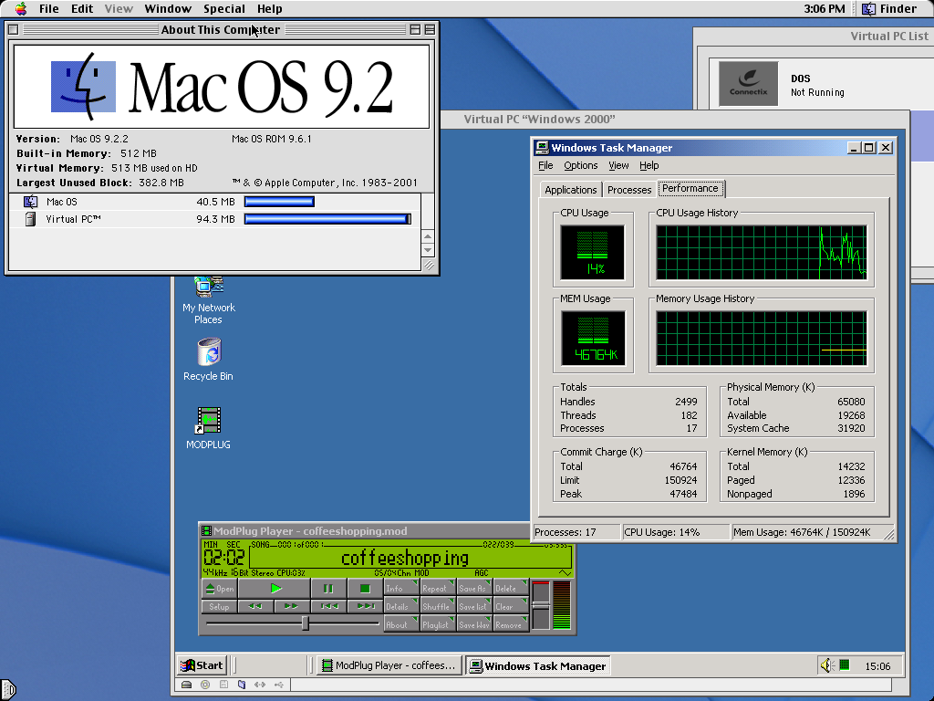 Dosbox gaming on a G3? | MacRumors Forums