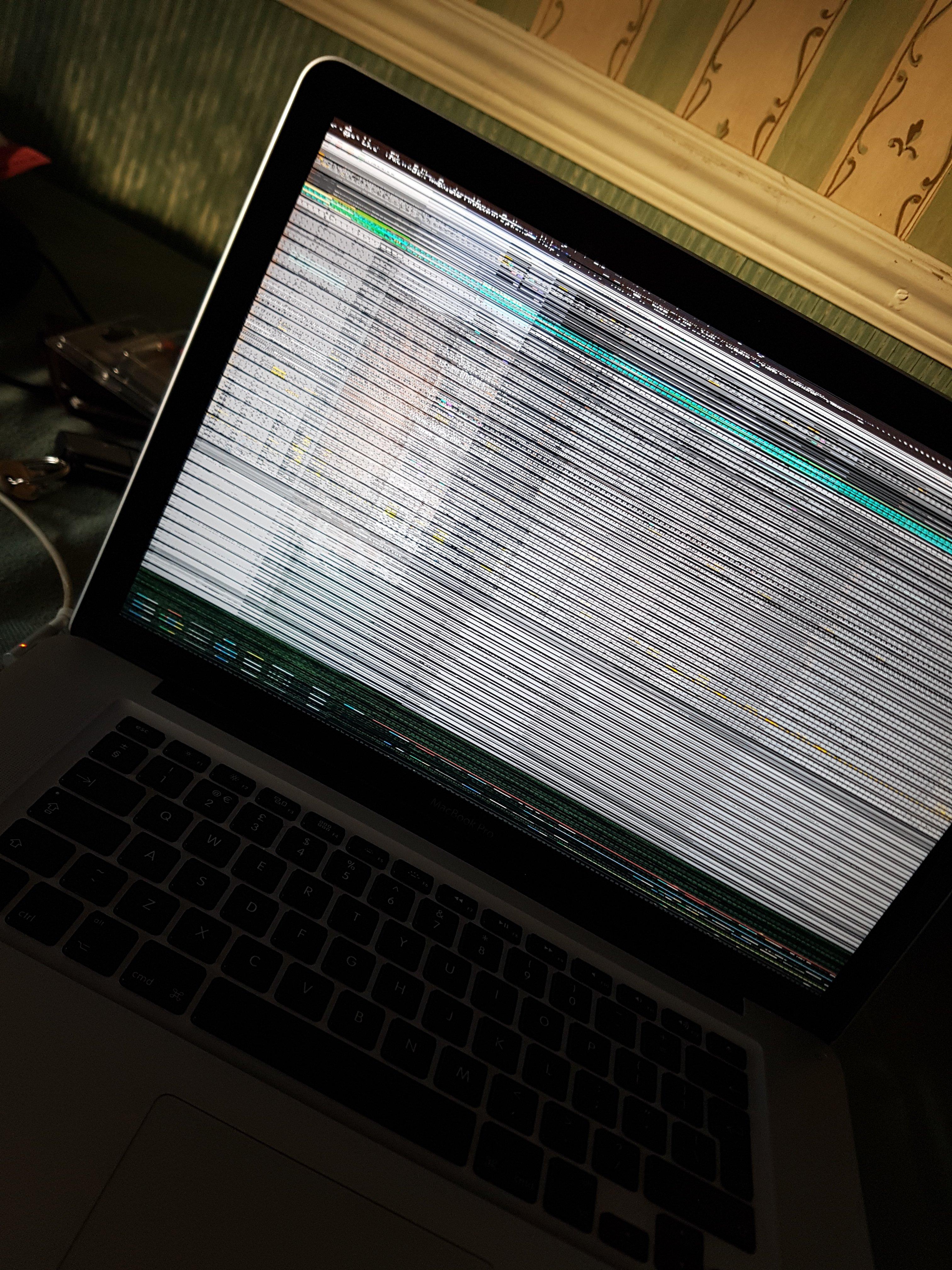 Macbook Pro 201 15