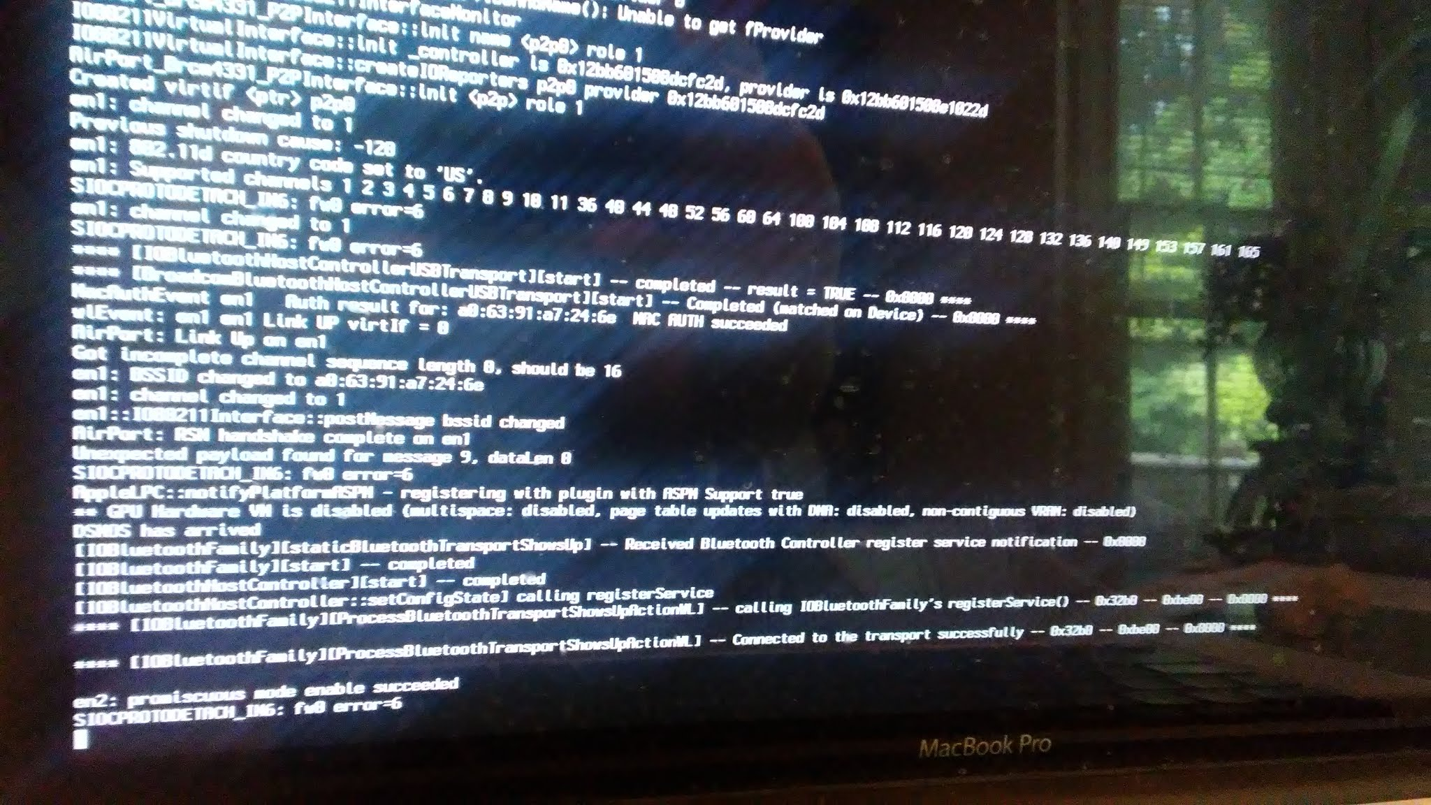Resolved - Force 2011 MacBook Pro 8,2 with failed AMD GPU to ALWAYS