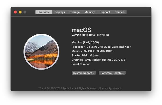 So what's the cheapest graphics card for Mojave on a 5,1