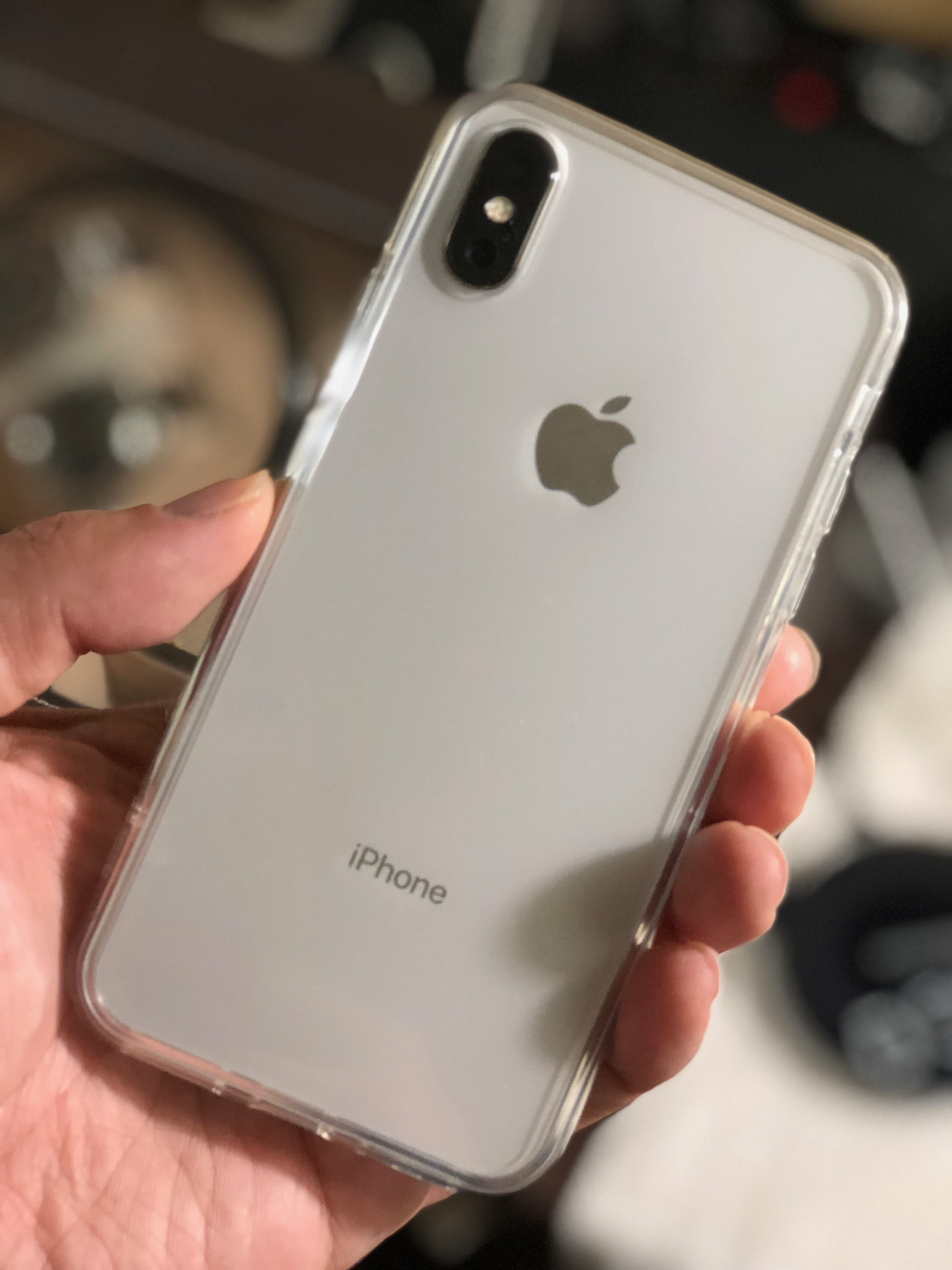 the latest 0145b 4ebca Clear iPhone X case that does NOT yellow? | MacRumors Forums