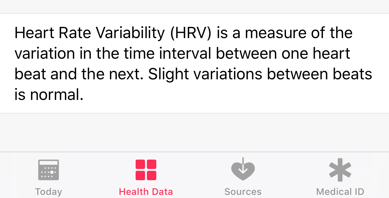 Hrv heart rate variability in health app whats everyone seeing 539445dd 96bc 483f af62 a56650cd65ffeg nvjuhfo Images