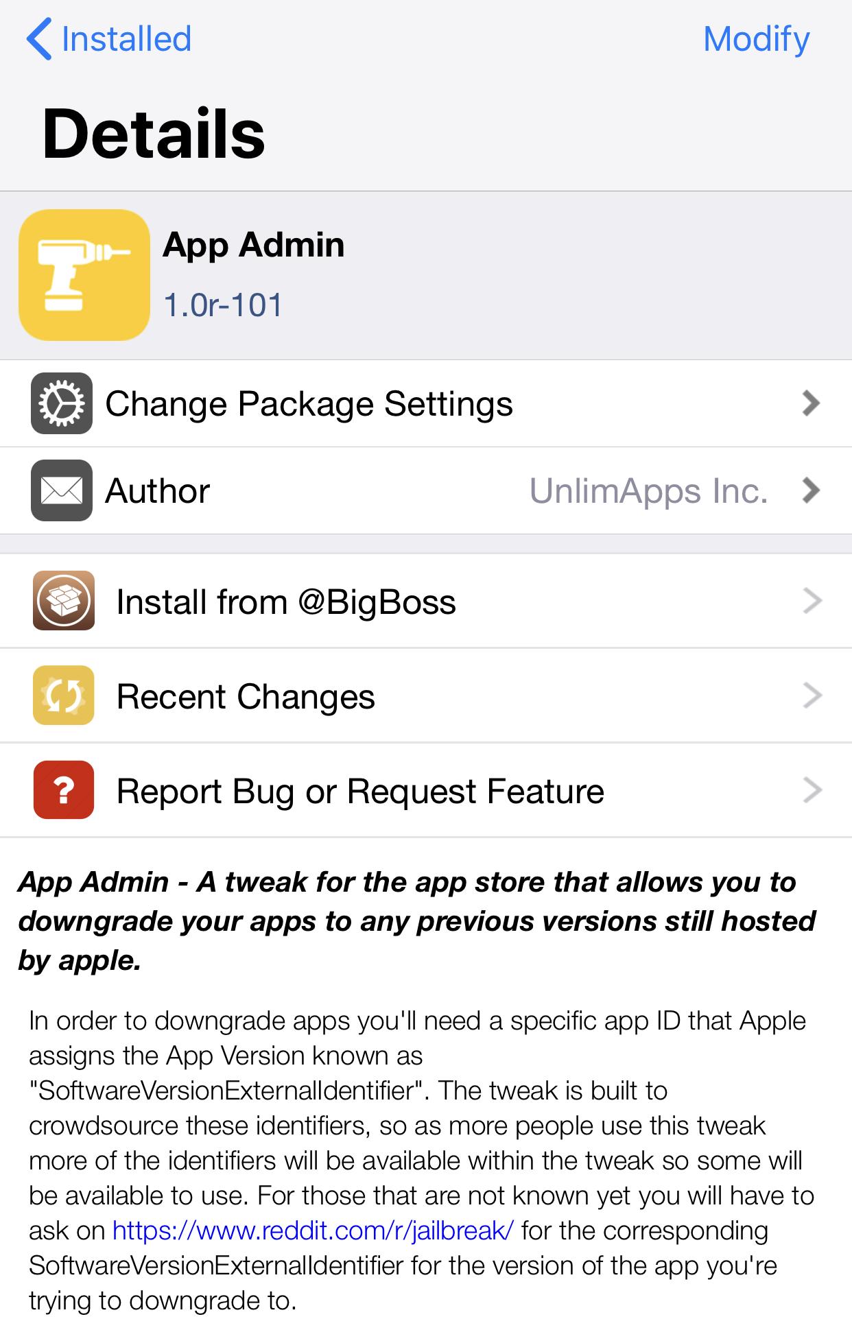 App Admin not working iOS 12   MacRumors Forums