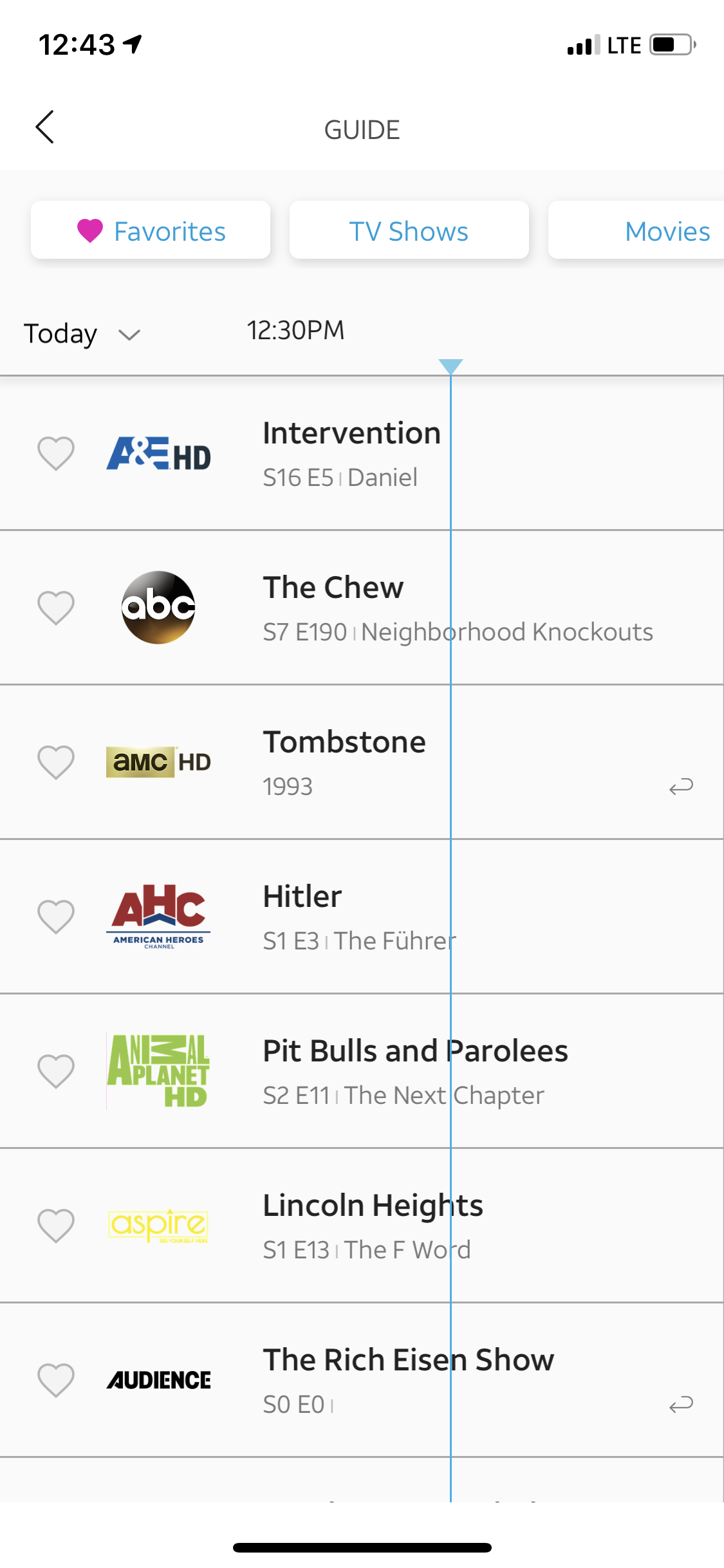 DirecTV Now Rolling Out Support for Many Local ABC, NBC, and