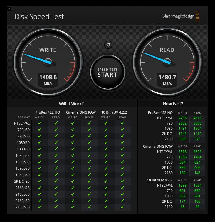 970 EVO DiskSpeedTest Oct 13th 2019.png