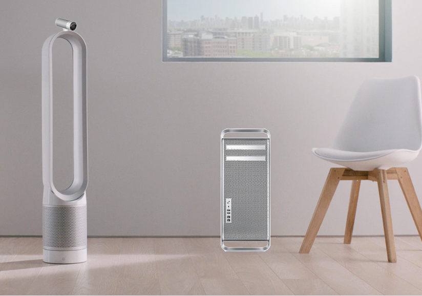 Dyson Launches First Smartphone Connected Fan With Air Quality
