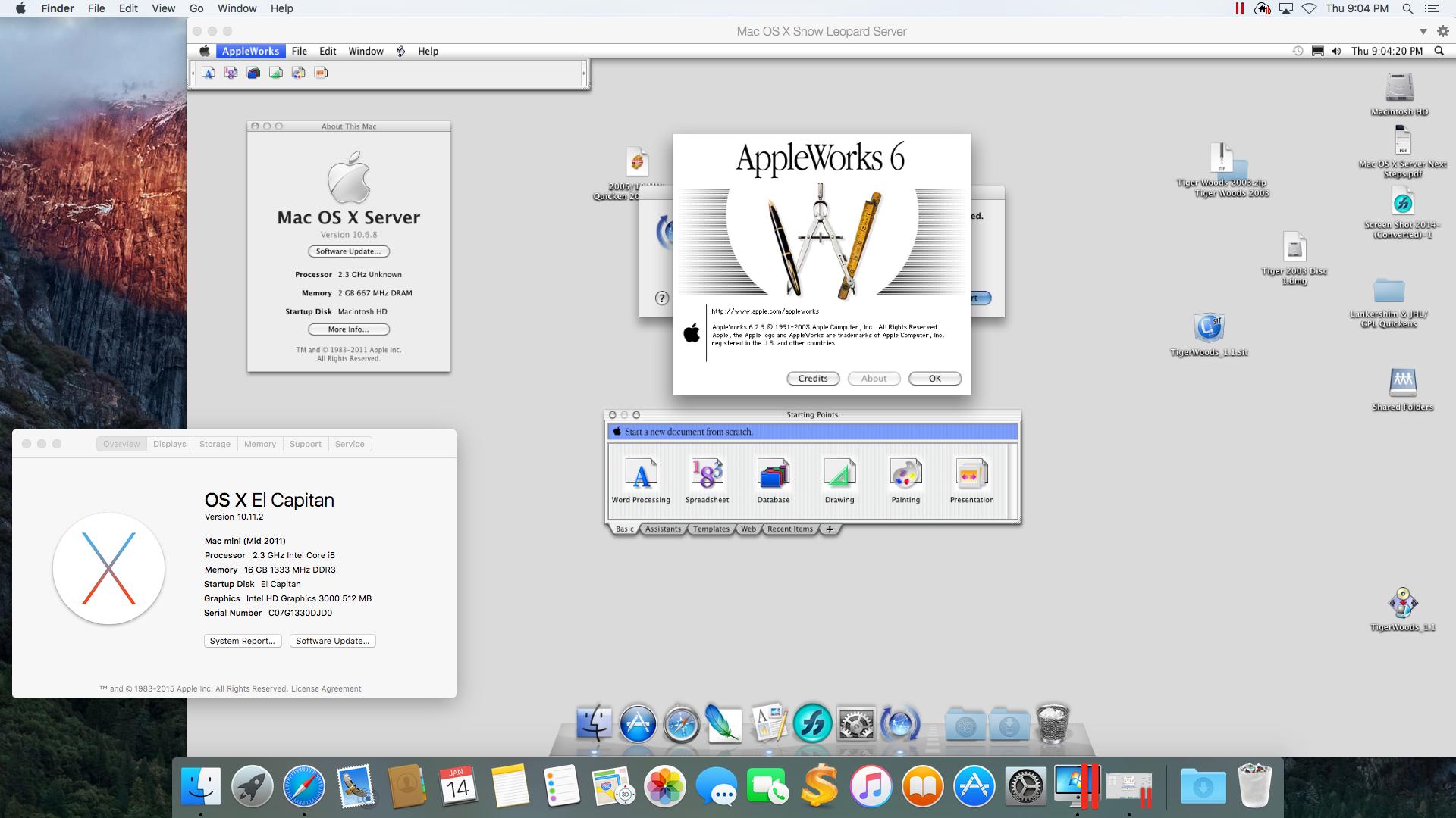 appleworks pour mac