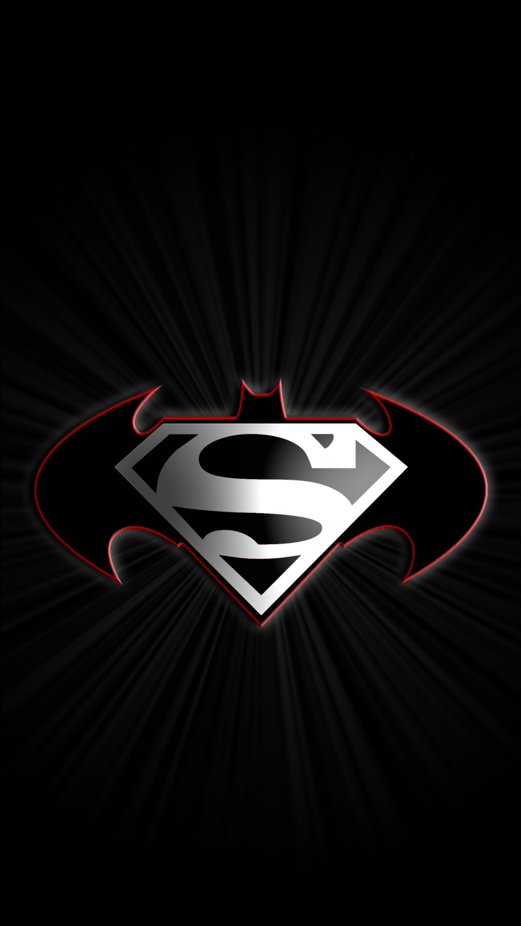 Wallpaper Iphone 4 Batman Vs Superman Transartistic