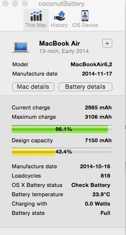 Nearest Battery Store >> Replacing Macbook Air Battery Macrumors Forums