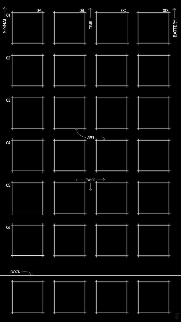 Iphone iphone 6 wallpaper request thread page 235 macrumors black blueprintg malvernweather Gallery