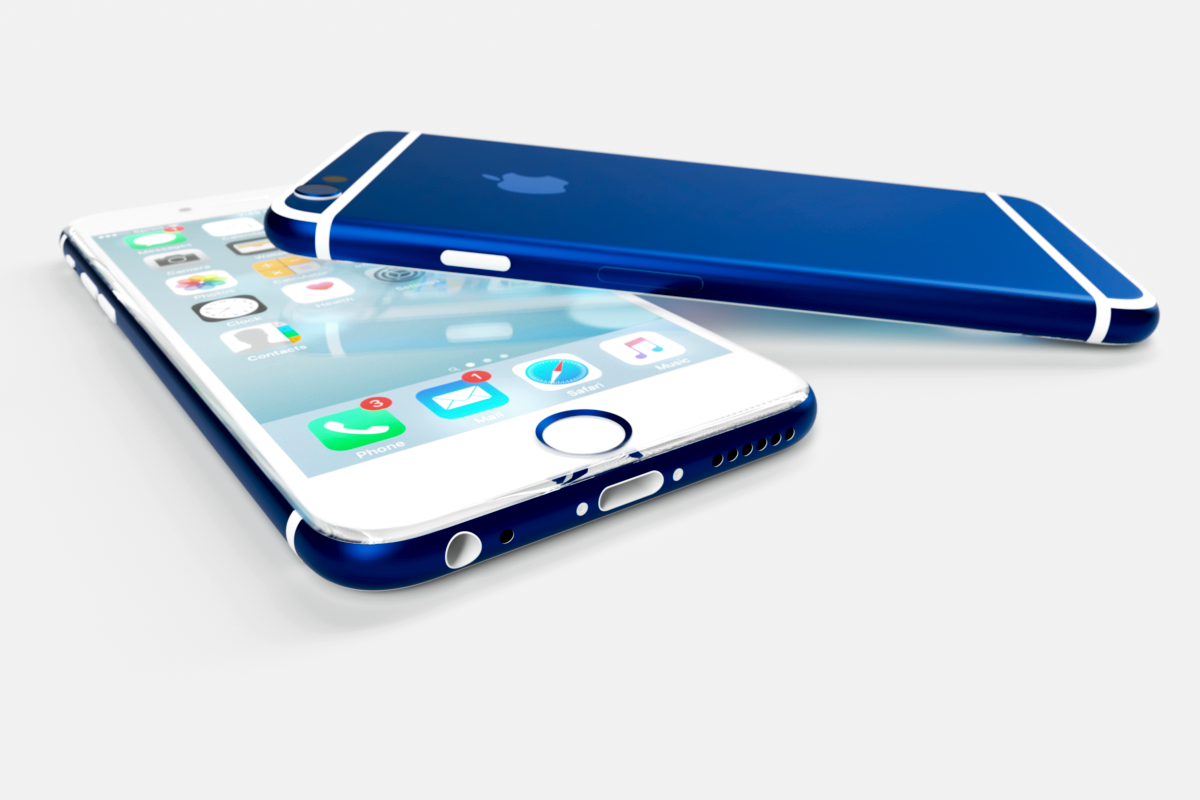 Sketchy Rumor Says Apple Will Add Deep Blue Color For IPhone 7