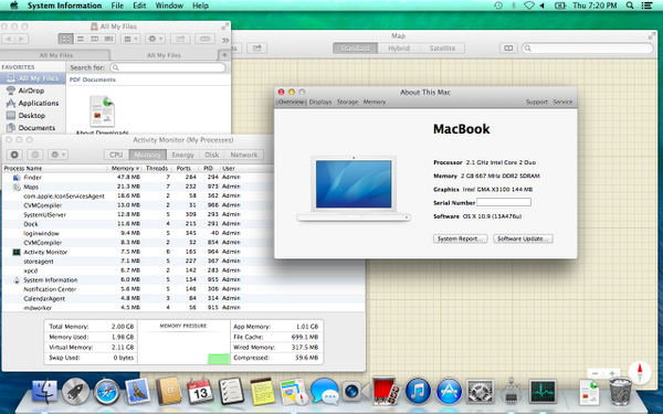Guide] Installing 10 9 Mavericks on older Macs  -HackerWayne