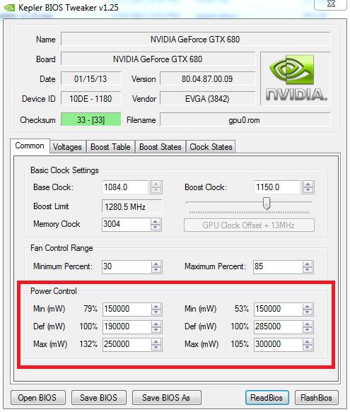 GTX680 4GB - ROM Image - Full Boot Screens, Full Clock Rates
