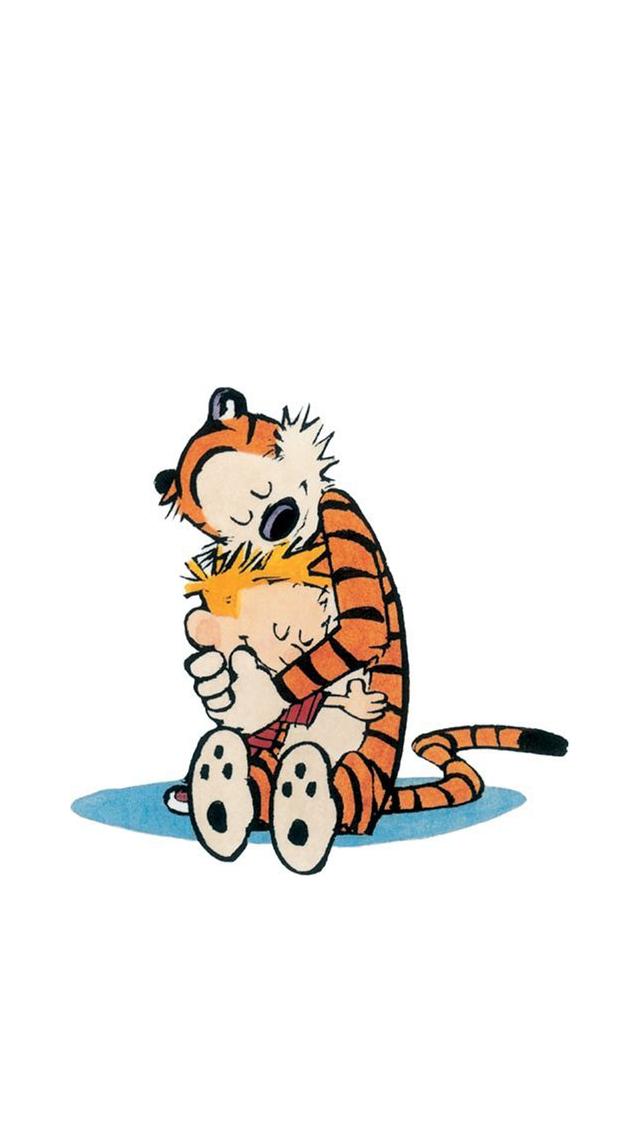 Calvin Hobbes 02 Png