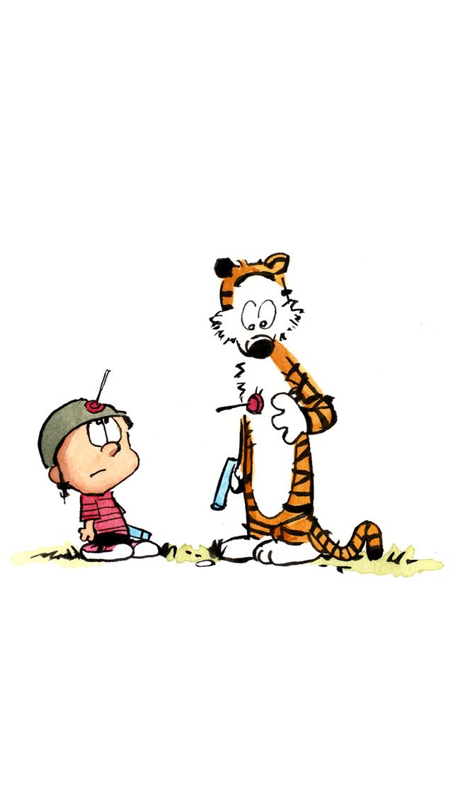 Calvin Hobbes 04 Png
