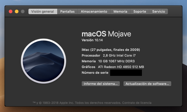 macOS 10 14 Mojave on Unsupported Macs Thread | Page 314