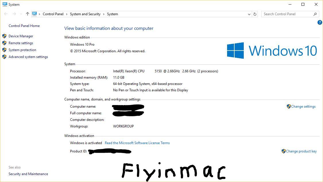 2006 Mac Pro: Easy 64-BIT Windows 10 native installation (no