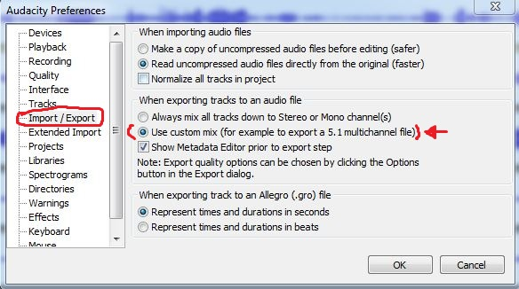 Extract individual audio stems from MKV file? | MacRumors Forums