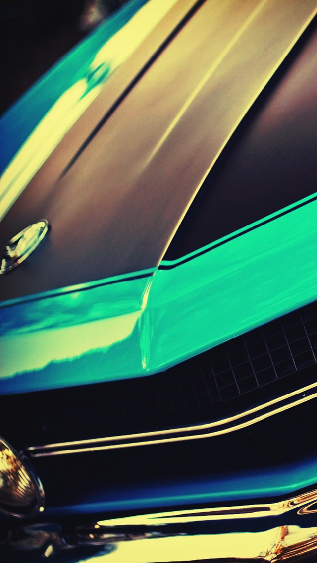 Amazing Challenger Car IPhone 5 Wallpaper Ilikewallpaper_com Good Ideas