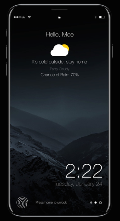 IPhone 8 Concept Wallpapers