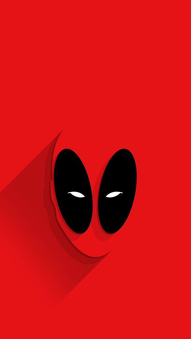 Zendha Deadpool Iphone Xr Wallpaper