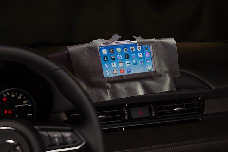 DIY CarPlay Workaround Duct tape.jpg