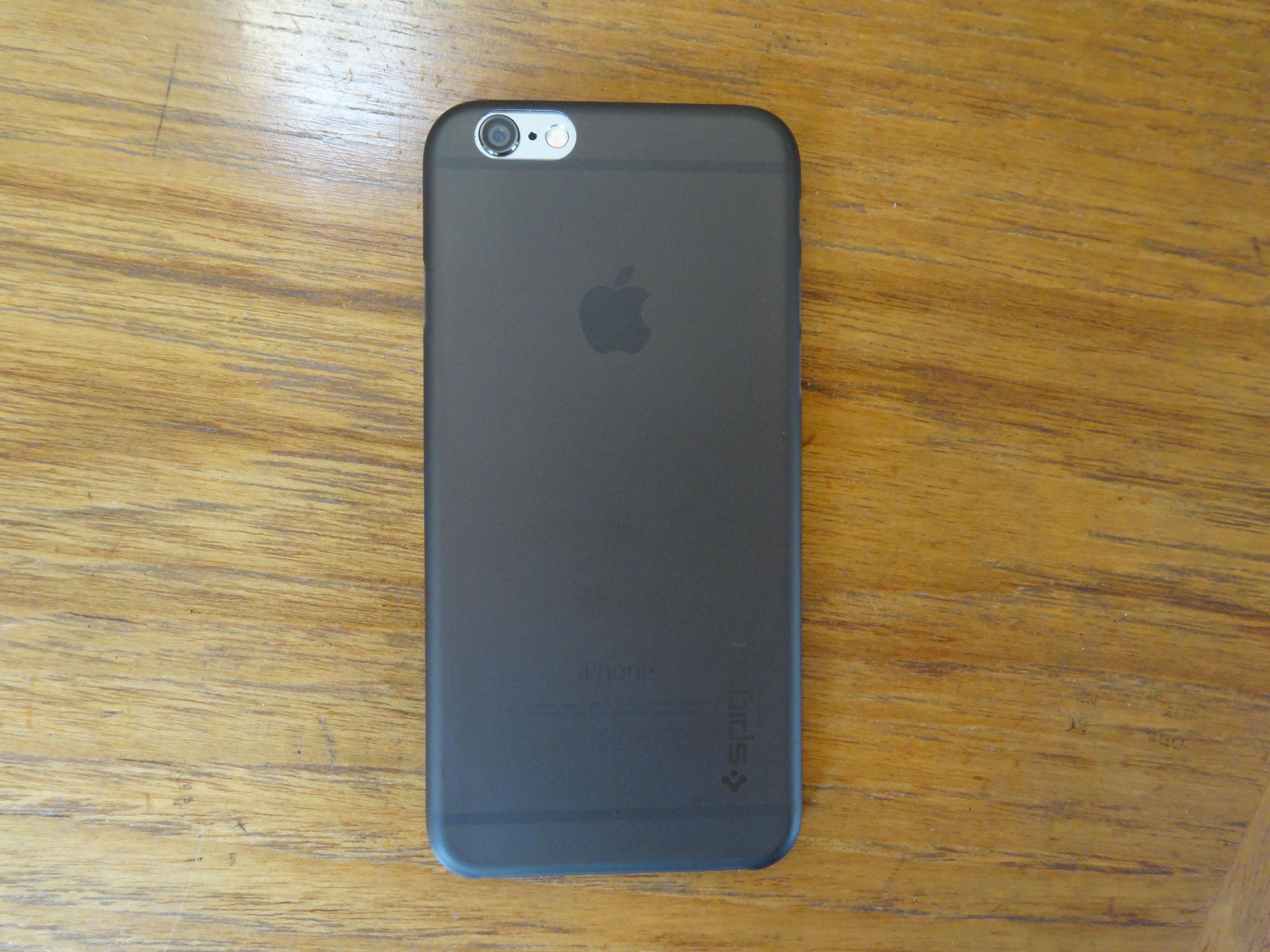 air skin spigen iphone 6 case