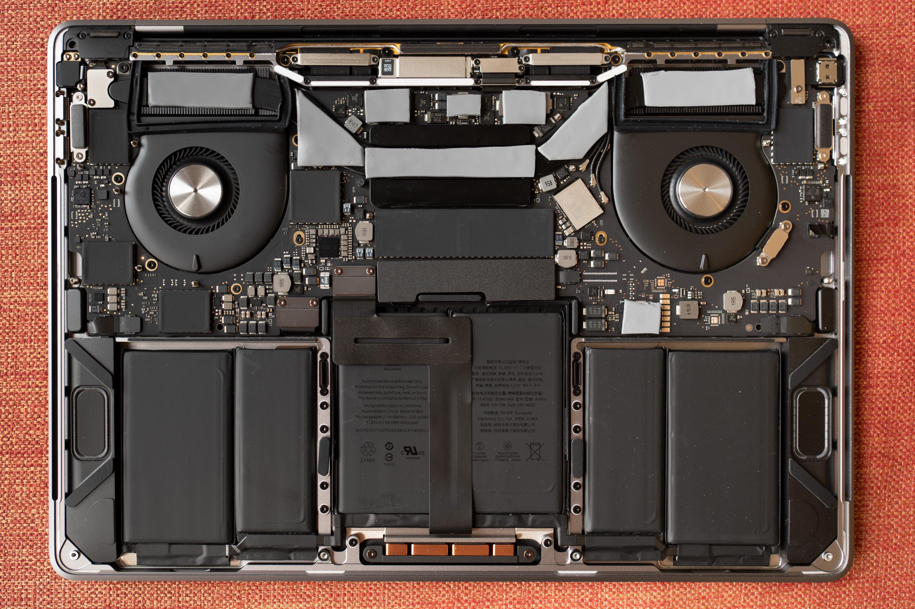 2018 MacBook Pro cooling mod | MacRumors Forums