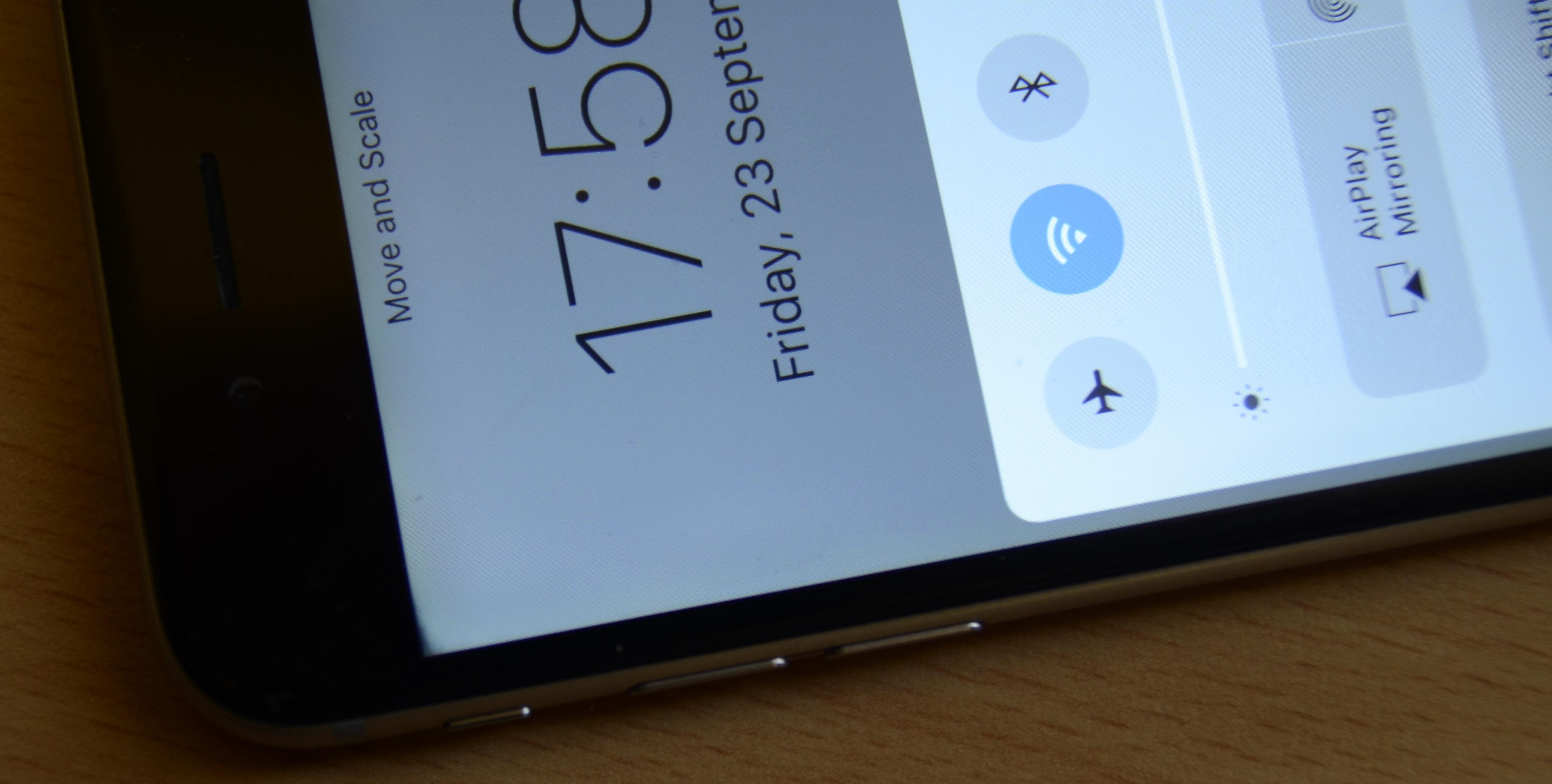 Iphone Full Of Dead Pixels
