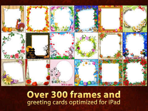 New Thanksgiving Greeting Cards Frames For Ecard Express Iphone