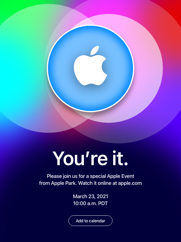 Leaker Suggests Apple Event To Be Held On March 23 Macrumors