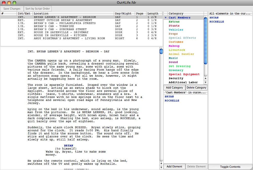 Script Writing Software Macrumors Forums