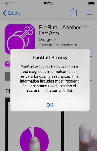 All New and Updated App Store Apps Required to Have a