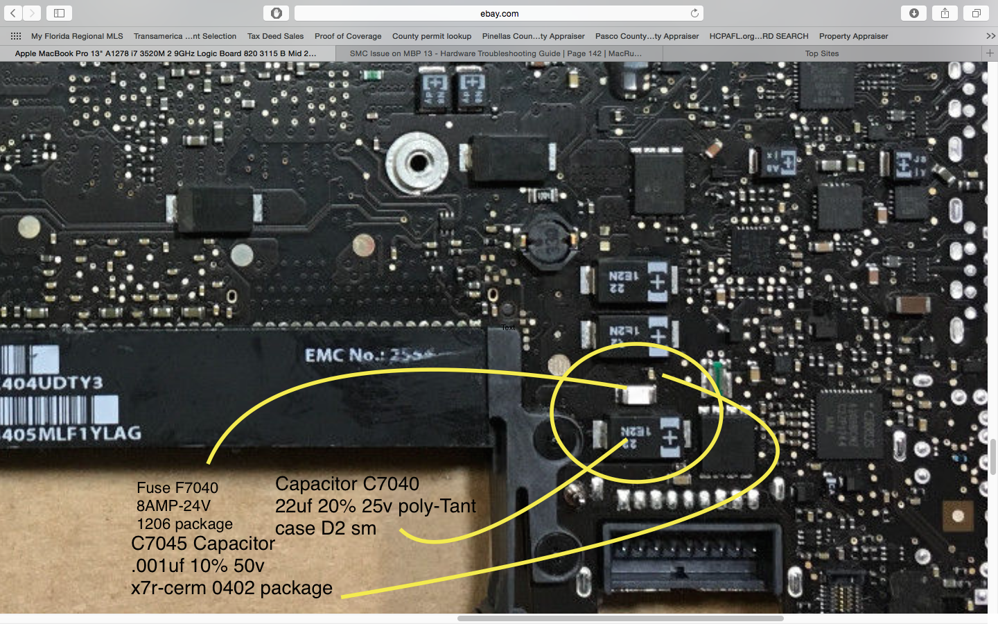 smc issue on mbp 13