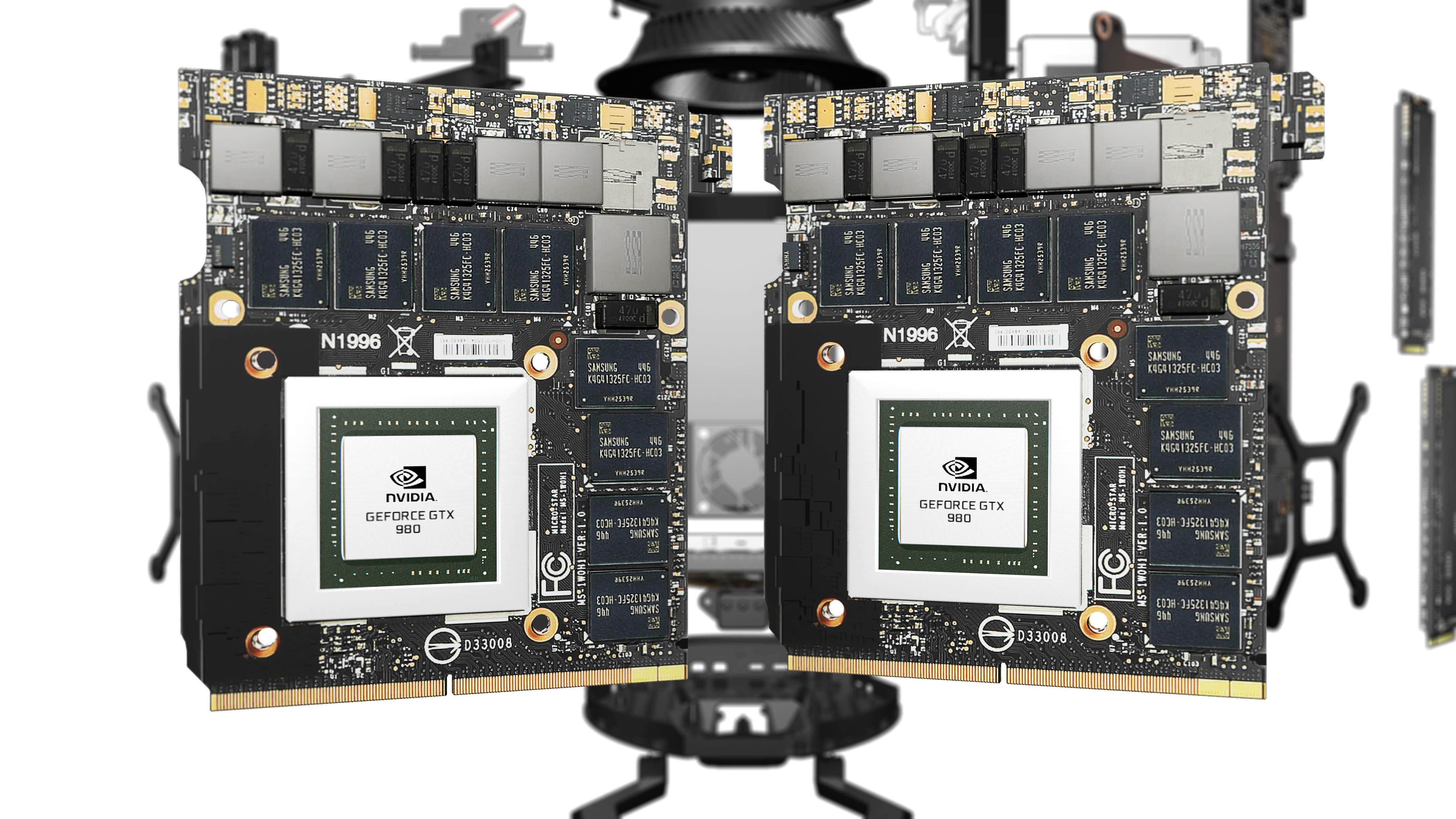Vortex G65 (GTX 980 SLI): MacPro updated? | MacRumors Forums