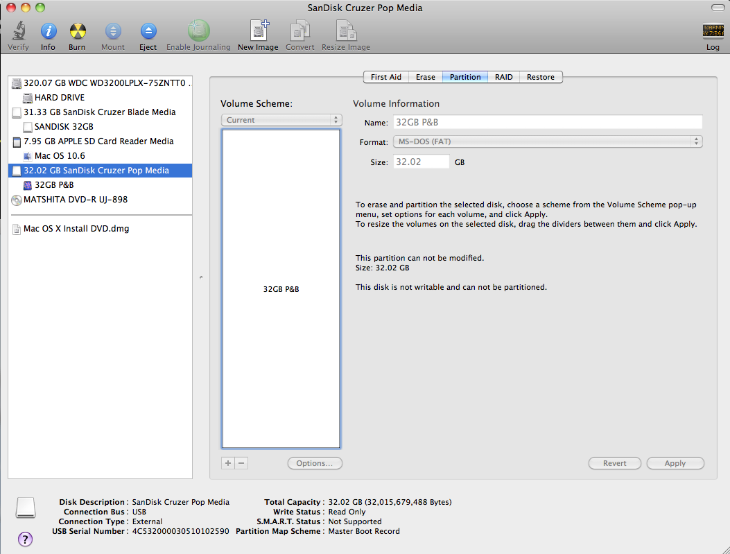 how to change file from read only on mac