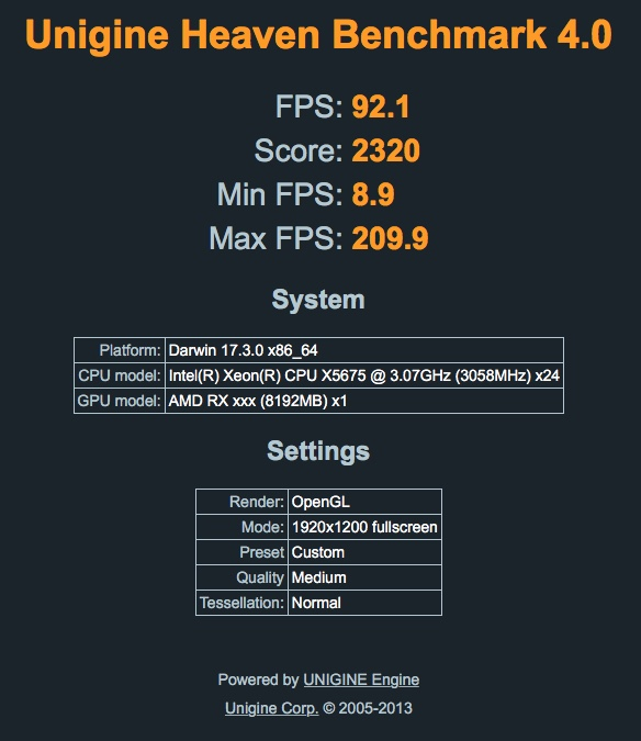 MP All Models - AMD Polaris, Vega, & Navi GPU macOS Support