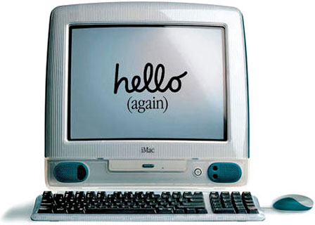 Apple Invites Media to 'Hello Again' October 27th Mac ...